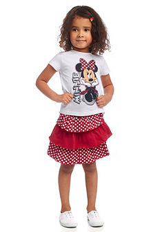 Disney Tričko a sukňa pre dievčatá