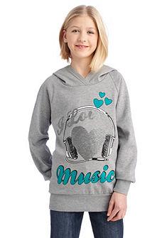 CFL Mikina s kapucňou pre dievčatá