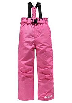 Scout Detské lyžiarské nohavice