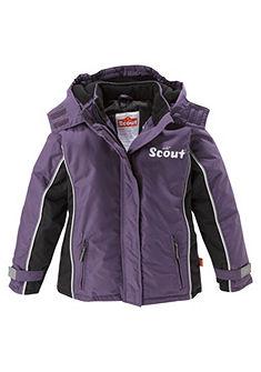Scout Lyžařská bunda, fialová