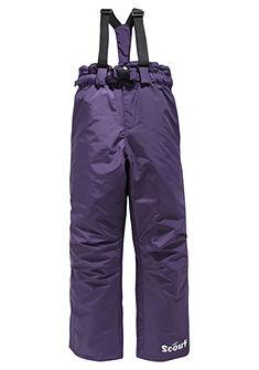 Podšité nohavice, Scout