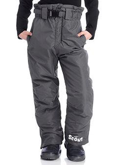 Lyžiarske nohavice, Scout