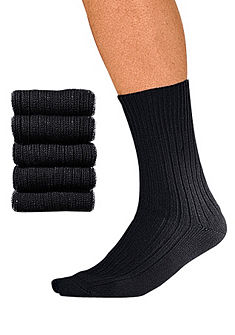 Krátke ponožky 5 párov