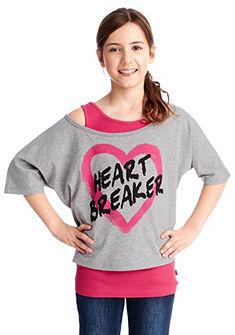 CFL Tričko a top »Heart Breaker«, pro dívky