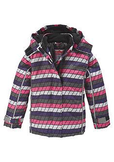 Scout Károvaná lyžařská bunda pro dívky