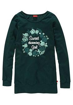 CFL Dlouhé tričko pro dívky »Sweet Charming Girl«