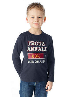 CFL Tričko s dlouhým rukávem »Trotzanfall«