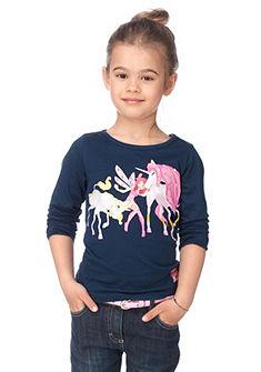 Mia and Me Dievčenské tričko s dlhým rukávom
