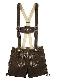 Kožené nohavice, Marjo, krátke