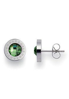 Fülbevaló, Jewels by Leonardo, »matrix zöld«