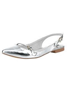 Pántos balerina cipő