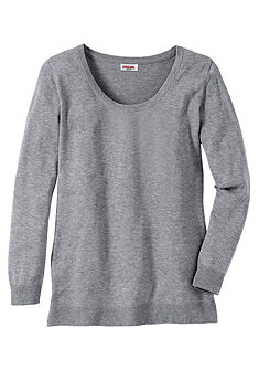 sheego Hosszú pulóver