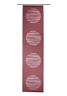 Lapfüggöny, egyszínű