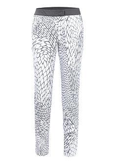 Nyomott mintás nadrág