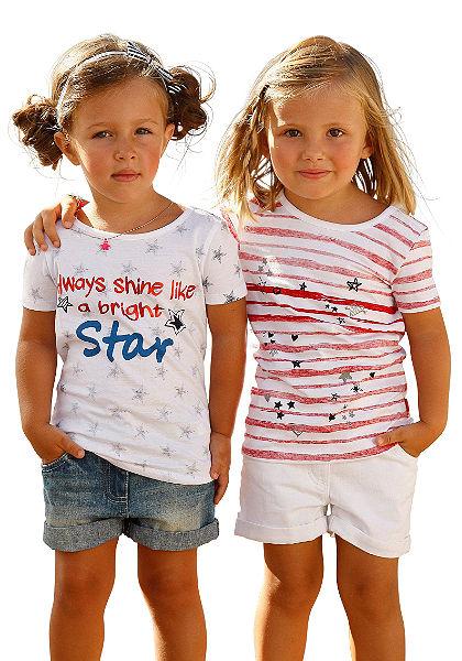 CFL Lányka póló (Szett, 2-részes)