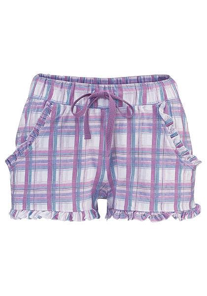 Pyžamové šortky