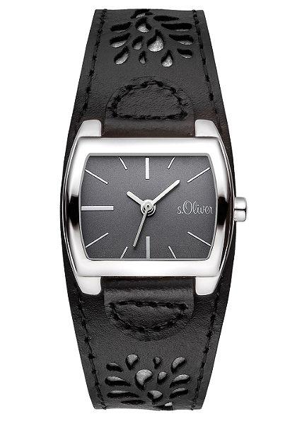 Náramkové hodinky, »SO-2878-LQ«, s.Oliver