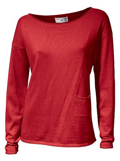 Ležérní pulovr