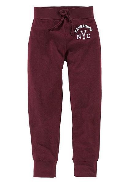 Kangaroos Teplákové kalhoty pro dívky
