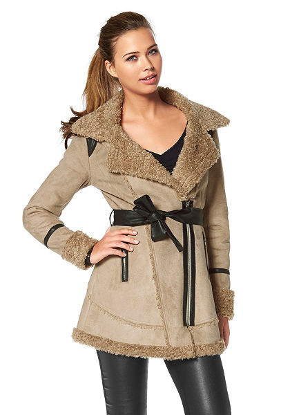 Buffalo Műszőrme kabát