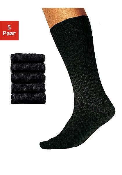 Dlhé ponožky 5 párov
