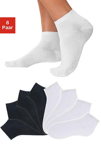 Kotníčkové ponožky, Go in (8 párů)