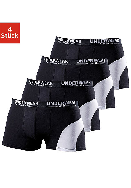 Bokové boxerky, Authentic Underwear Le Jogger (4 ks)