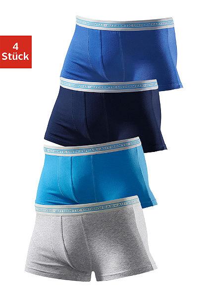 Boxeralsó, Authentic Underwear Le Jogger (4 db)