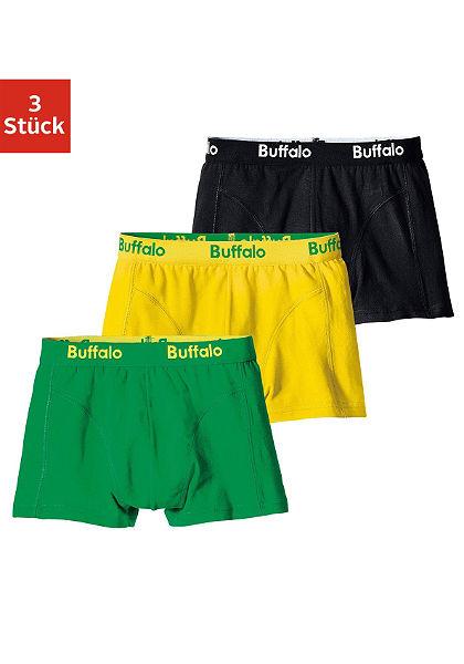 Boxeralsó, Buffalo (3 db)