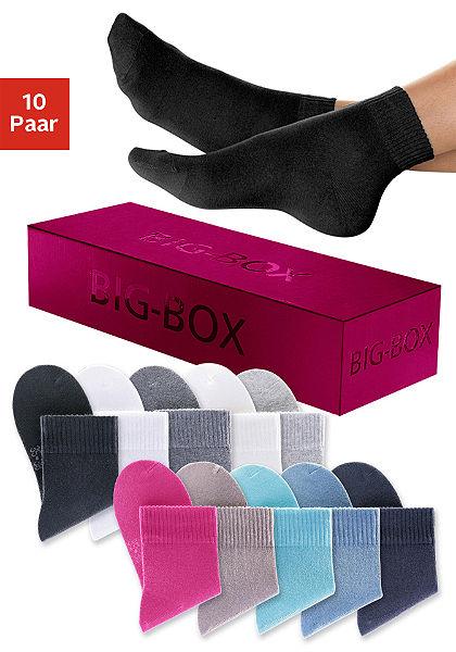 Dámské krátké ponožky (10 páry)