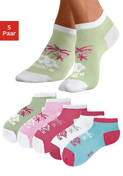 Kotníckové ponožky, H.I.S. Socks