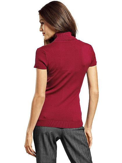 Garbó nyakú pulóver