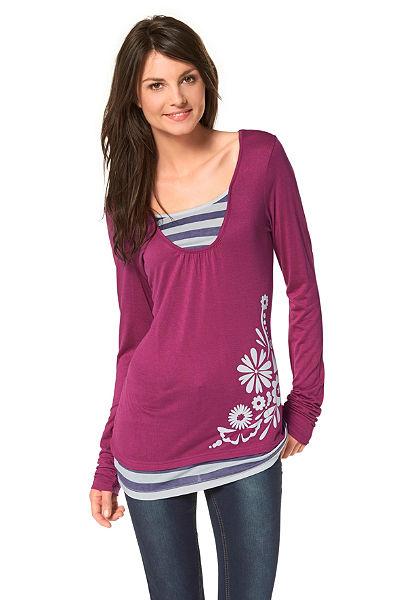 OCEAN Sportswear Tričko 2 v 1