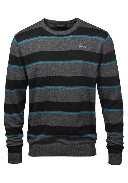John Devin Pletený pulovr