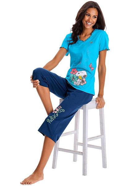 Capri pyžama, Peanuts