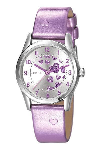 Karóra, »glittering love pink, ES107654001«, Esprit
