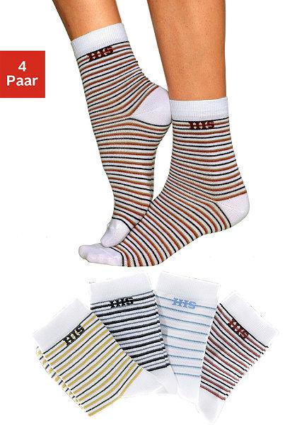 H.I.S női zoknik