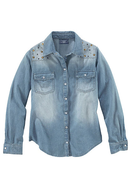 Arizona Džínsová košeľa, pre dievčatá