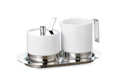 Saúprava cukorničky a kanvičky na mlieko (5 ks) Esmeyer