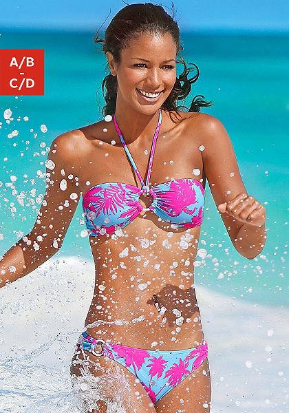 Nyakpántos bikini, Venice Beach