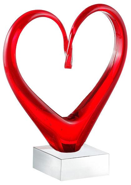Szobor Leonardo, »szív«