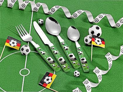 Príbor »WM Fußball« 16-dielna, Esmeyer