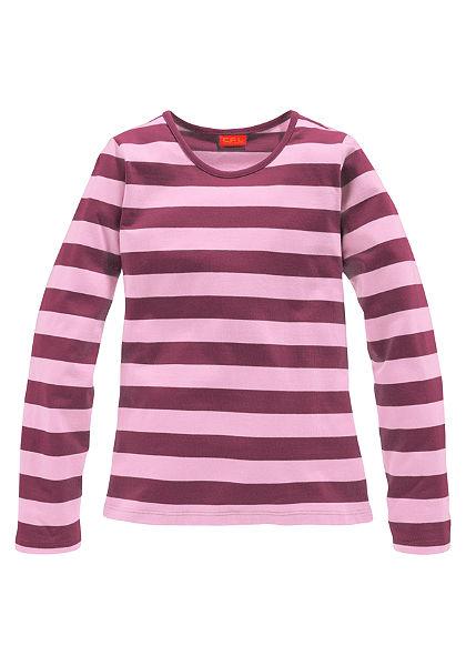 CFL Dievčenské tričko s dlhým rukávom