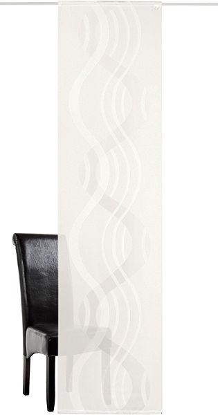 Nepriehľadná záclona, Deko Trends »Karsta«