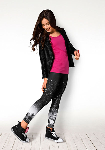 Legging, Buffalo
