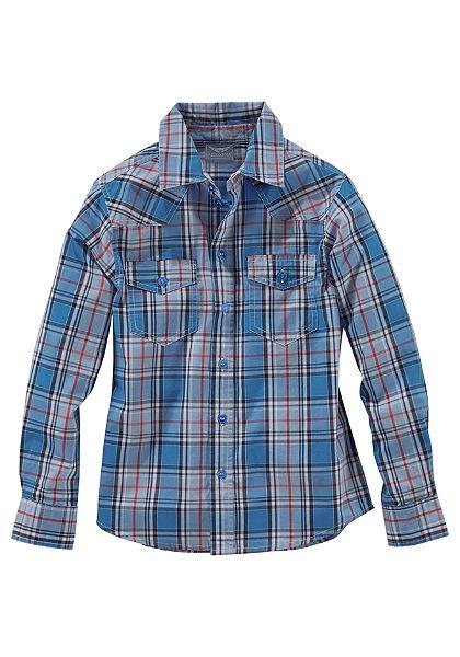 Arizona Kockovaná košeľa pre chlapcov