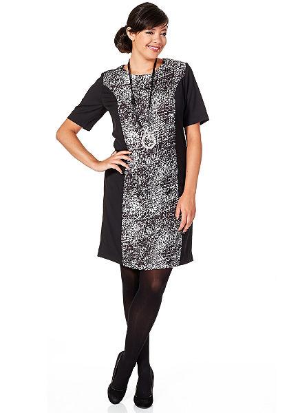 sheego Style ruha dzsörzébetétekkel