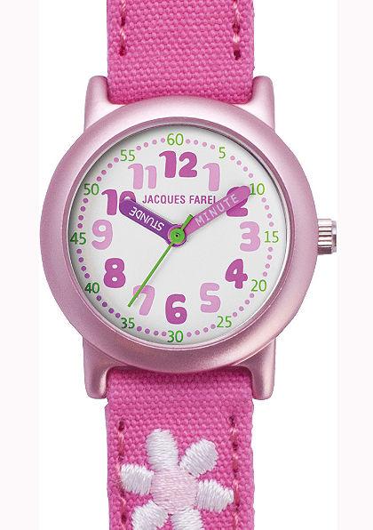 Jacques Farel, Náramkové hodinky,