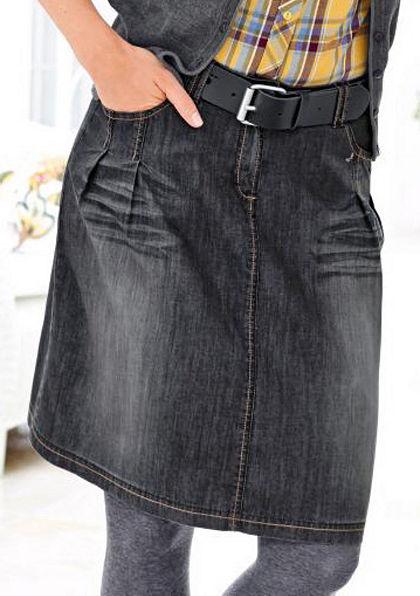 Cheer Džínová sukně