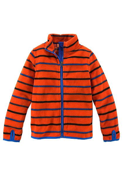Scout Flísová bunda pre chlapcov